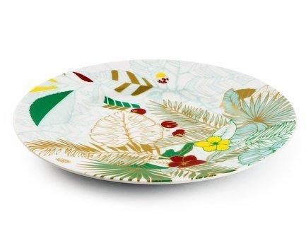 Десертная тарелка Остров, 22 см 5300122 2370 Tunisie Porcelaine тарелка десертная tiffany or 22 см 5300122 1785 tunisie porcelaine
