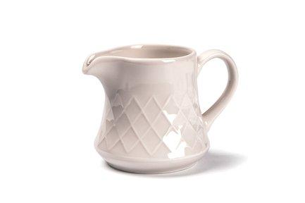 Сливочник Grand siecle (100 мл), 6х7.5 см 473010 Tunisie Porcelaine сливочник zina 30 мл 3 2х4 5 см 013003 tunisie porcelaine