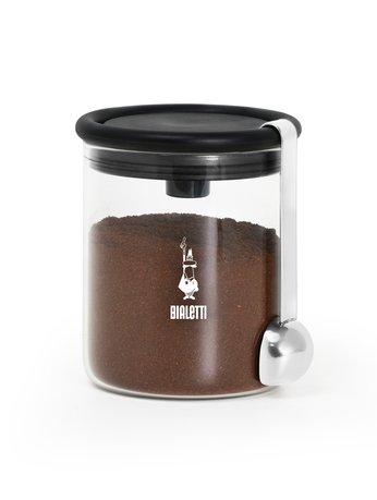 цена на Стеклянная банка для кофе Moka (250 мл) DCDESIGN07 Bialetti