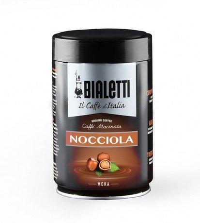 Кофе молотый Moka Nocciola Hazelnut, 250 г 096080123 Bialetti