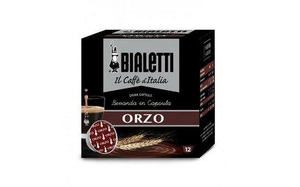 цена Кофе Orzo в капсулах для кофемашин Bialetti, 12 шт 096080084/M Bialetti онлайн в 2017 году