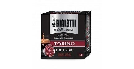 цена Кофе Torino в капсулах для кофемашин Bialetti, 16 шт 096080069/M Bialetti онлайн в 2017 году