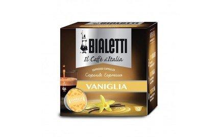 Кофе Vanilla в капсулах для кофемашин Bialetti, 12 шт 096080223/M Bialetti цена и фото