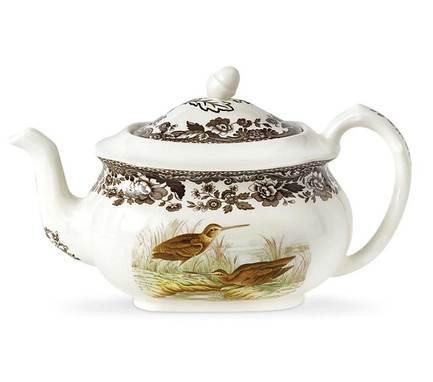 Чайник Английские охотничьи мотивы (1.3 л) SPD-WL1400-X Spode чайник заварочный spode английские охотничьи мотивы 1 3 л