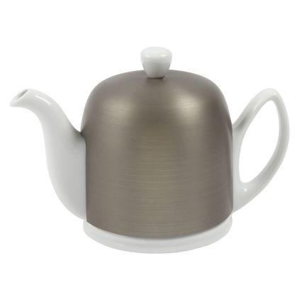 Чайник заварочный Salam White (0.9 л), с колпаком, на 6 чашек