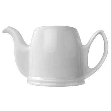 Чайник заварочный Salam White (0.37 л), без колпака, на 2 чашки