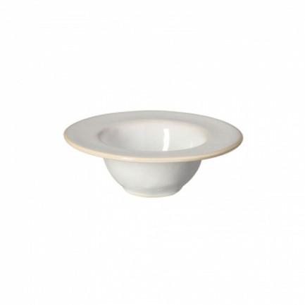 Тарелка глубокая Roda, 18.5 см, белая RTP193-VC7172 Costa Nova блюдо roda 27 5х15 5х1 4 см белое rtr281 vc7172 costa nova
