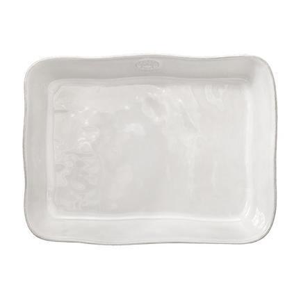 Блюдо для запекания Nova, 35 см, белое NOR351-02203B Costa Nova блюдо roda 27 5х15 5х1 4 см белое rtr281 vc7172 costa nova