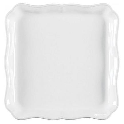 Блюдо прямоугольное Alentejo, 21 см, белое TR211-00201Z Costa Nova блюдо roda 27 5х15 5х1 4 см белое rtr281 vc7172 costa nova