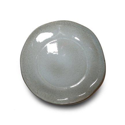 Тарелка Nimbus, 28 см, серая 37004387 Vista Alegre