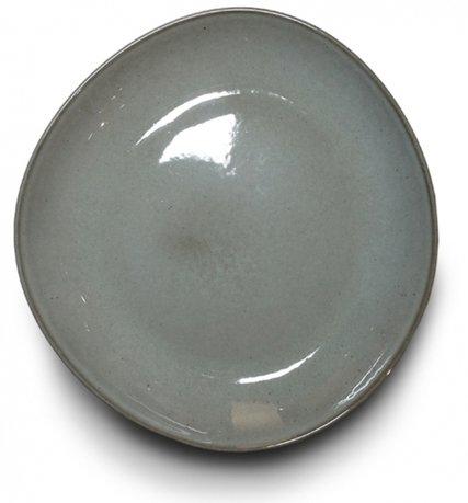 Тарелка глубокая Karma, 27 см, оливковая 37004406 Vista Alegre