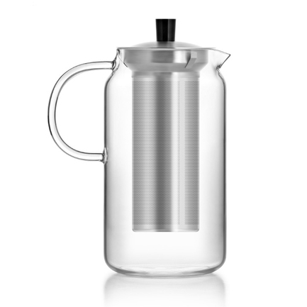 Чайник Stainless Steel Infuser (1.2 л) S'046 Samadoyo чайник stainless steel infuser 900 мл s 053 samadoyo