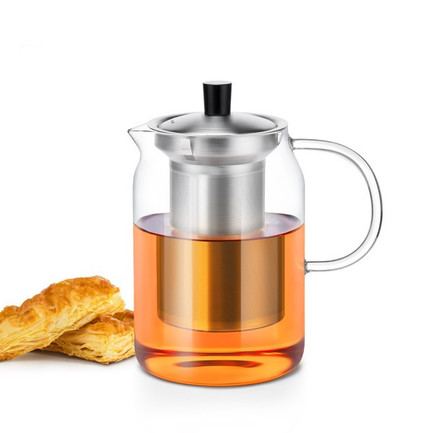 Чайник Stainless Steel Infuser (900 мл) S'053 Samadoyo чайник stainless steel infuser 900 мл s 053 samadoyo
