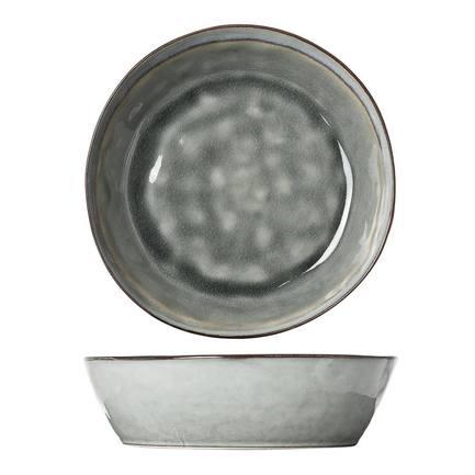 Блюдо Castora&Pollux, 26 см, зеленое 4871426 Roomers блюдо vellarti бассет вращающееся диаметр 30 см 2170035