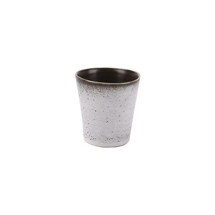Чашка E669, 7.5 см, бело-коричневая E669-C-04178 Roomers чаша e669 23 5 см коричневая e669 b 06198 23 5cm roomers