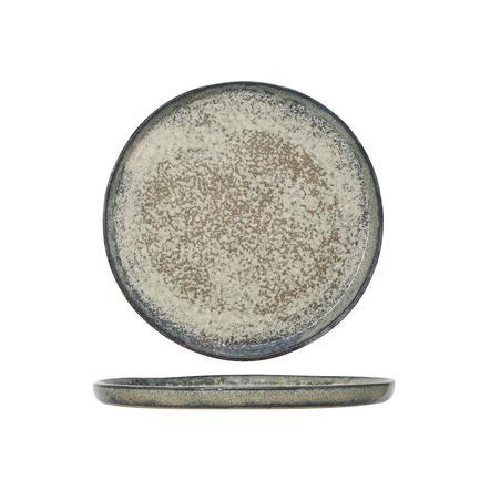 Тарелка Begona, 21.5 см, коричневая 5814022 Roomers чаша e669 23 5 см коричневая e669 b 06198 23 5cm roomers