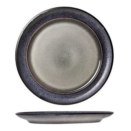 Тарелка Provence, 21.5 см, зеленая 4099022 Roomers тарелка pasabahce бохо цвет зеленый диаметр 26 см