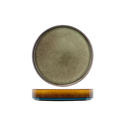 Тарелка глубокая Quintana, 23 см, зеленая 3948023 Roomers тарелка глубокая e665 24 5 см черная e665 p 08168 24 5cm roomers