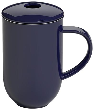 цена на Кружка с ситечком Pro Tea (450 мл), синяя C097-16ADE Loveramics