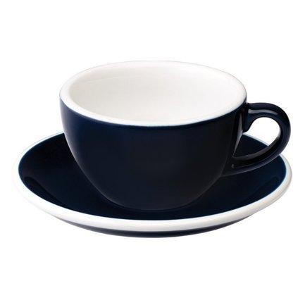 Чайная пара Egg (200 мл), синяя C088-25BDE / C088-26BDE Loveramics