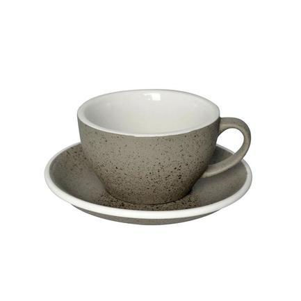Фото - Чайная пара Egg (150 мл), серая C088-82BGL/C088-77BGL Loveramics чайная пара mercury 150 мл керамика