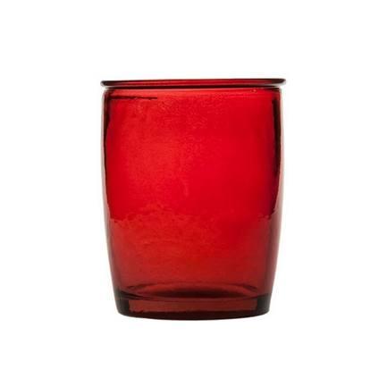Стакан Functional (430 мл), красный 2210DB404 Vidrios San Miguel стакан traditional 280 мл 9х9х9 см 2006 vidrios san miguel