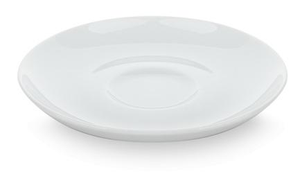 Блюдце круглое Sketch Basic, 12 см 001.038832 Seltmann