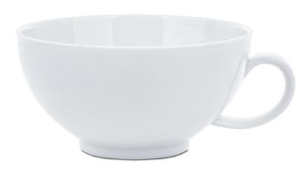 Чашка чайная Sketch Basic (210 мл), белая 001.036816 Seltmann