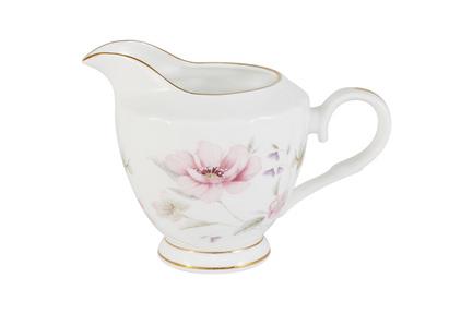Молочник Розовый танец (250 мл) AL-M1661_MP-E9 Anna Lafarg merxteam молочник сливочник 100 мл костяной фарфор