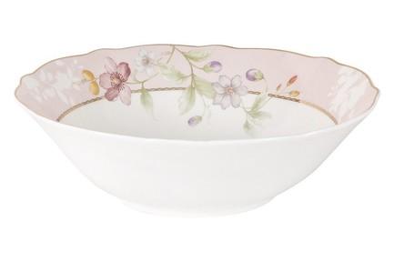 цена на Салатник Цветы, 23 см AL-M2124_BB-E9 Anna Lafarg