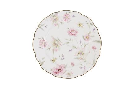 Тарелка Розовый танец, 20 см AL-M1661_DSP-E9 Anna Lafarg