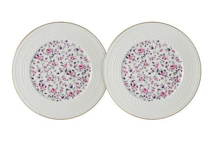 Набор десертных тарелок Стиль, 20.5 см, 2 шт.
