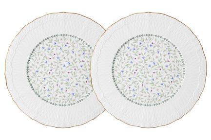 Набор десертных тарелок Грация, 20.5 см, 2 шт. C2-AP_2-K2126 Colombo цена и фото