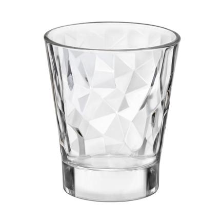 Набор стопок для крепких напитков Diamond (80 мл),3 шт 350238Q03021990 Bormioli Rocco