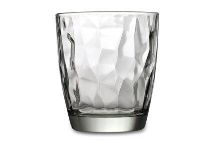 Набор стаканов низких Diamond (390 мл), 3 шт 302260Q02021990 Bormioli Rocco набор стаканов bistro 0 3 л 2 шт син арт a11582 528 y15
