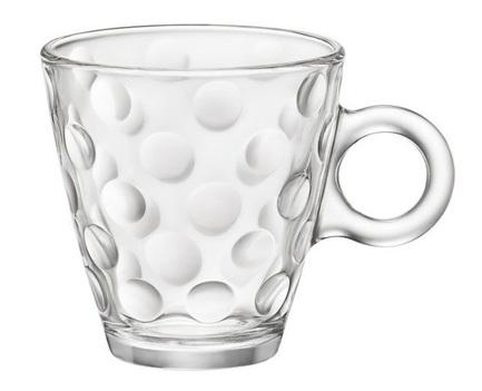 Чашка Dots (220 мл) 450237BZA121990 Bormioli Rocco remember чашка для яйца dots