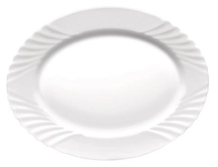 Фото - Блюдо овальное Ebro, 36 см 402852F26321990 Bormioli Rocco блюдо овальное 36 см falkenporzellan блюдо овальное 36 см