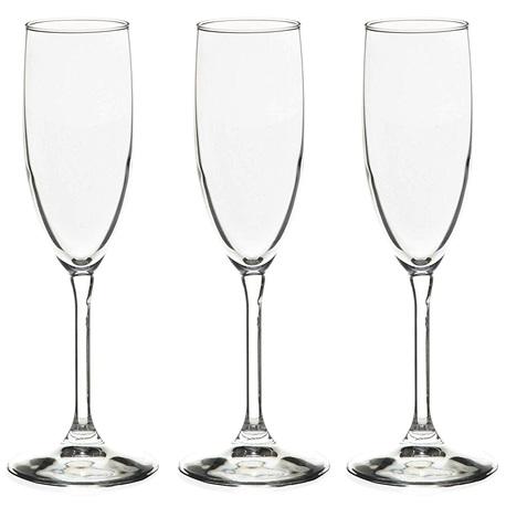 Набор фужеров для шампанского Momenti (185 мл), 3 шт