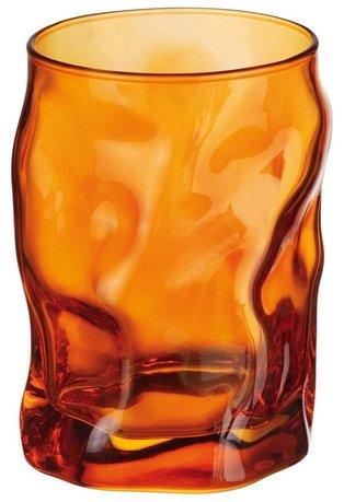 Стакан Sorgente (300 мл), оранжевый 340420MP1321590 Bormioli Rocco термос 0 5 л 7 15х24 35 см оранжевый zk142 or zoku
