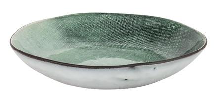 Салатник-тарелка для пасты Canvas, 23 см JV-HL901560 Julia Vysotskaya салатник bernadotte охота диаметр 23 см
