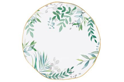 Тарелка закусочная Амазония, 19 см EL-R1582_AMAZ Easy Life (R2S) тарелка закусочная парадайз 19 см el r1582 para easy life r2s