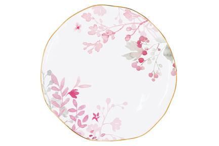 Тарелка закусочная Парадайз, 19 см EL-R1582_PARA Easy Life (R2S)