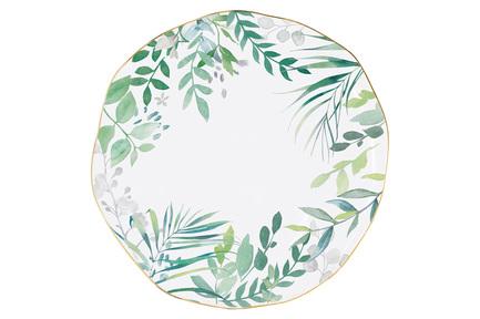 Тарелка обеденная Амазония, 26 см EL-R1583_AMAZ Easy Life (R2S) тарелка обеденная interiors 26 см белая el r2010 intw easy life r2s