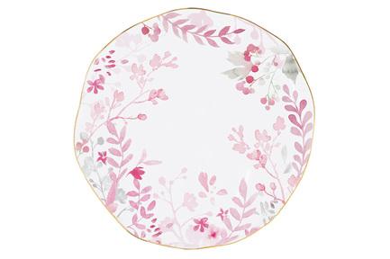Тарелка обеденная Парадайз, 26 см EL-R1583_PARA Easy Life (R2S) тарелка закусочная парадайз 19 см el r1582 para easy life r2s