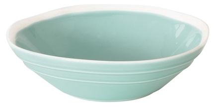 Тарелка суповая Abitare, 18 см, мятная EL-R1862_ABAQ Easy Life (R2S) тарелка суповая капри 21 5 см el r0943 capb easy life r2s