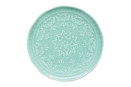 Тарелка закусочная Abitare, 19 см, мятная EL-R1864_ABAQ Easy Life (R2S)