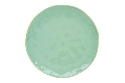 Тарелка обеденная Interiors, 26 см, мятная EL-R2010_INTA Easy Life (R2S) тарелка обеденная interiors 26 см белая el r2010 intw easy life r2s