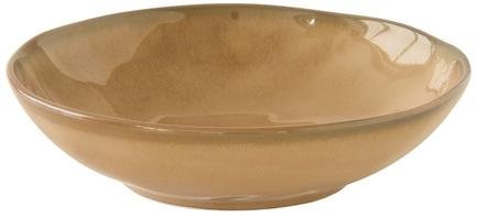 Тарелка суповая Interiors, 19 см, коричневая EL-R2011_INTT Easy Life (R2S) тарелка суповая капри 21 5 см el r0943 capb easy life r2s