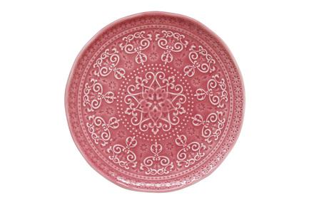 Тарелка закусочная Abitare, 19 см, темно-розовая EL-R1864_ABDP Easy Life (R2S) кружка abitare 350 мл розовая el r1865 ablp easy life r2s