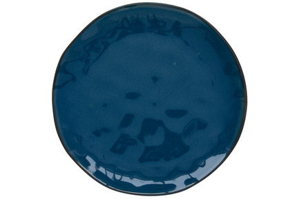 Тарелка обеденная Interiors, 26 см, синяя EL-R2010_INTB Easy Life (R2S) тарелка обеденная interiors 26 см белая el r2010 intw easy life r2s